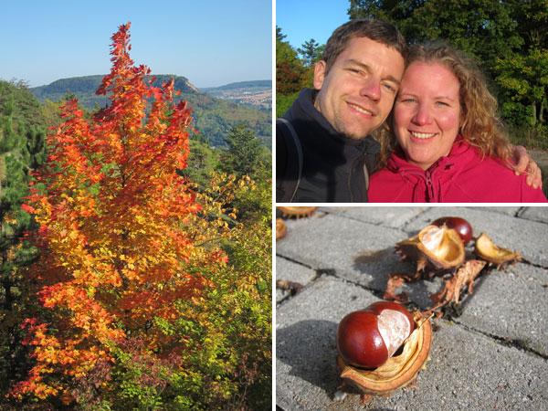Herbst am Landgrafen