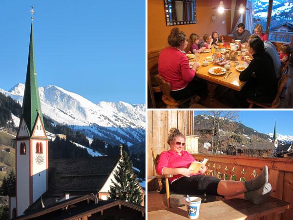 Winterurlaub Alpbach 2014