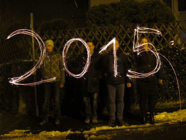 Silvester 2014