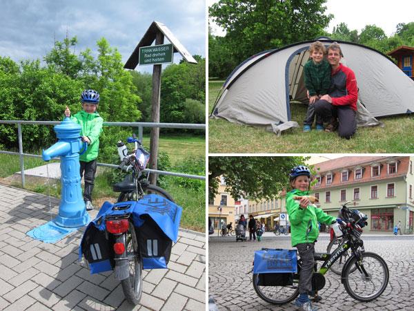 Radtour Saale-Ilm Tag 2