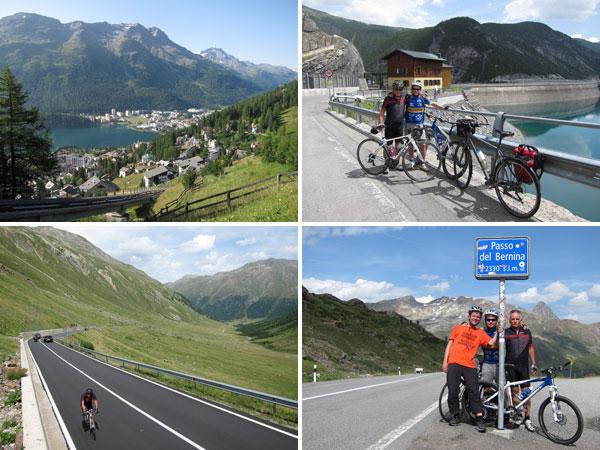 Radtour Engadin 2015 Tag 4