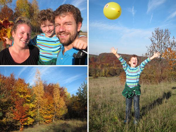 Windknollen Herbstwanderung