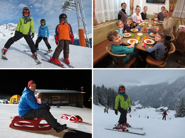 Winterurlaub Kappl 2016