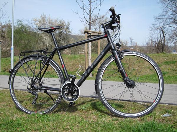 Stevens-Fahrrad