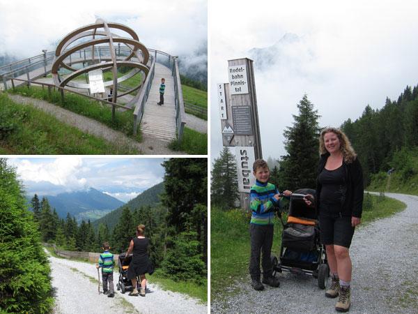 Wanderurlaub Stubai - Tag 4