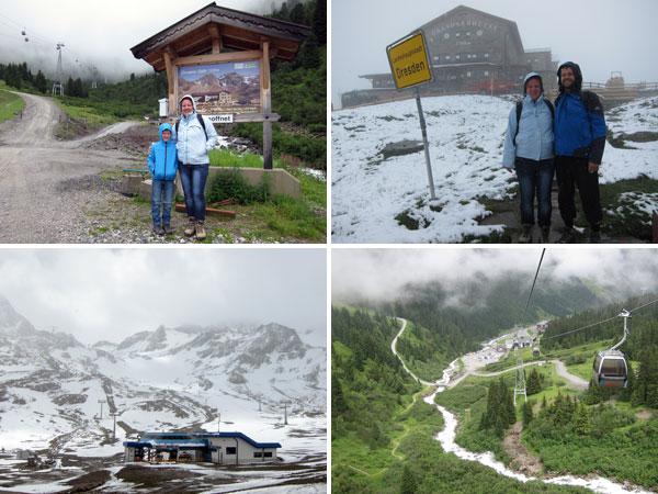 Wanderurlaub Stubai - Tag 6