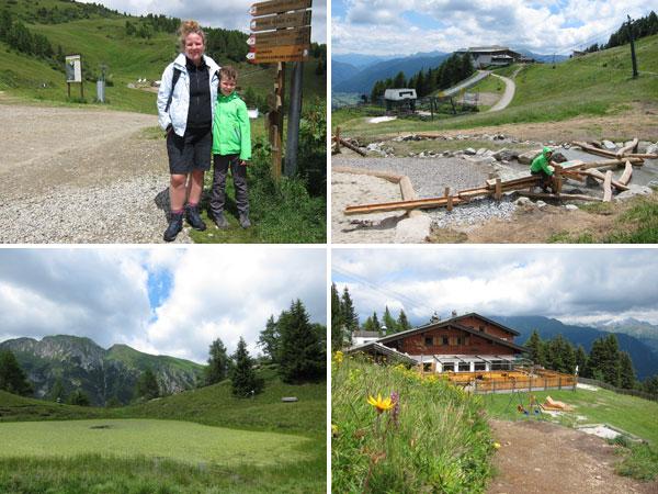 Wanderurlaub Stubai - Tag 7