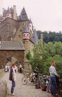 Mosel - Burg Eltz