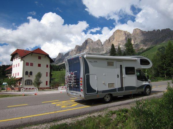 Wohnmobiltour Adria - Tag 3