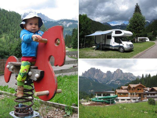 Wohnmobiltour Adria - Tag 4
