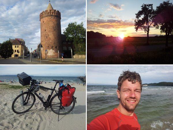 Radtour Jena-Binz