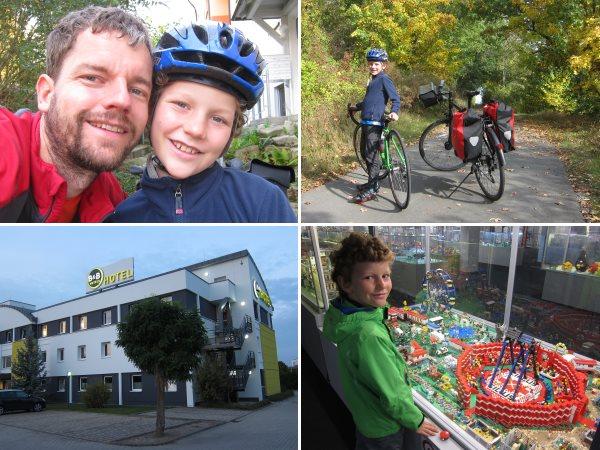 Radtour Jena-Leipzig