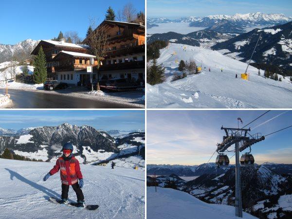 Winterurlaub Alpbachtal
