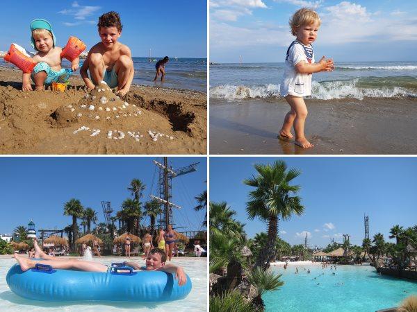 Sommerurlaub Adria