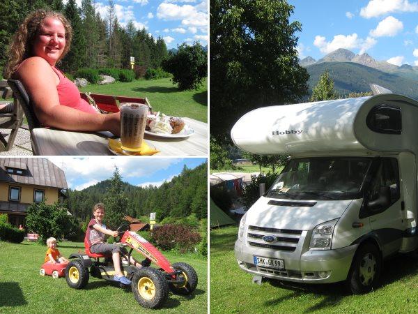 Wohnmobiltour Adria - Tag 1