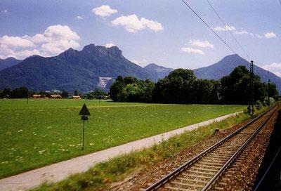 Wanderung Stubaital - Inntal